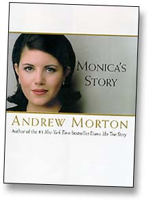Monica's book written by Andrew Morton 'Monica's Story