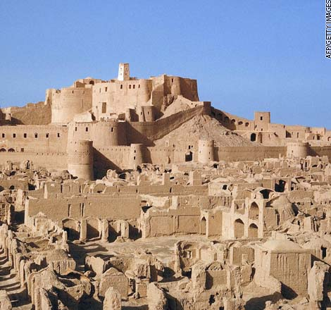 bam - UNESCO heritage sites across the globe - Lifestyle, Culture and Arts