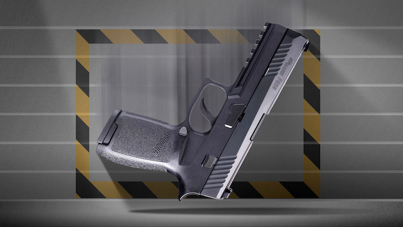 Gun manufacturer waited months to warn the public its pistol could