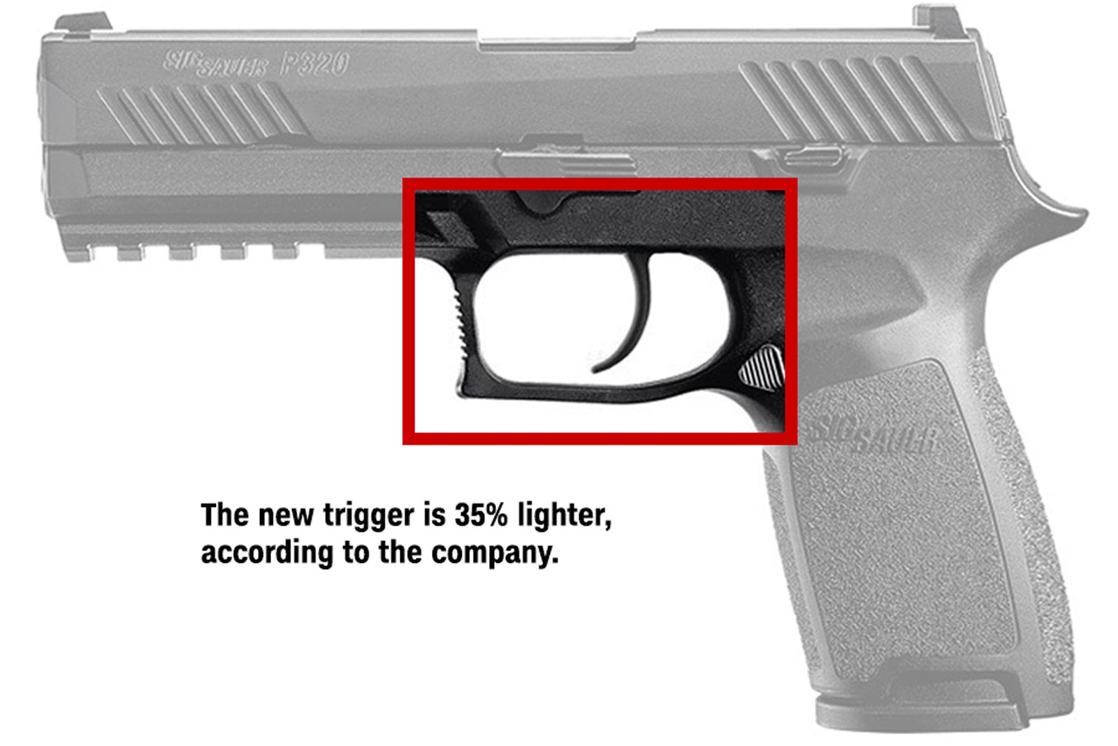 Gun manufacturer waited months to warn the public its pistol