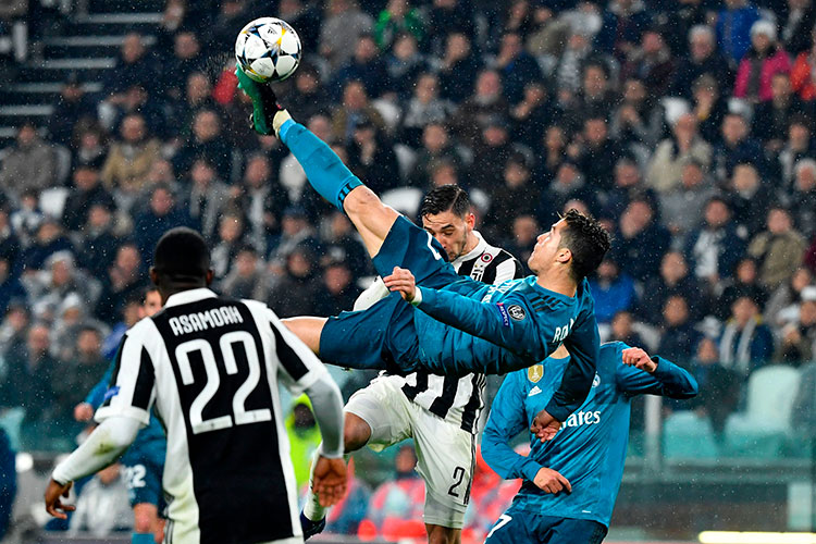 8473e62f3 ... scoring a goal in the quarterfinals of the Champions League on Tuesday