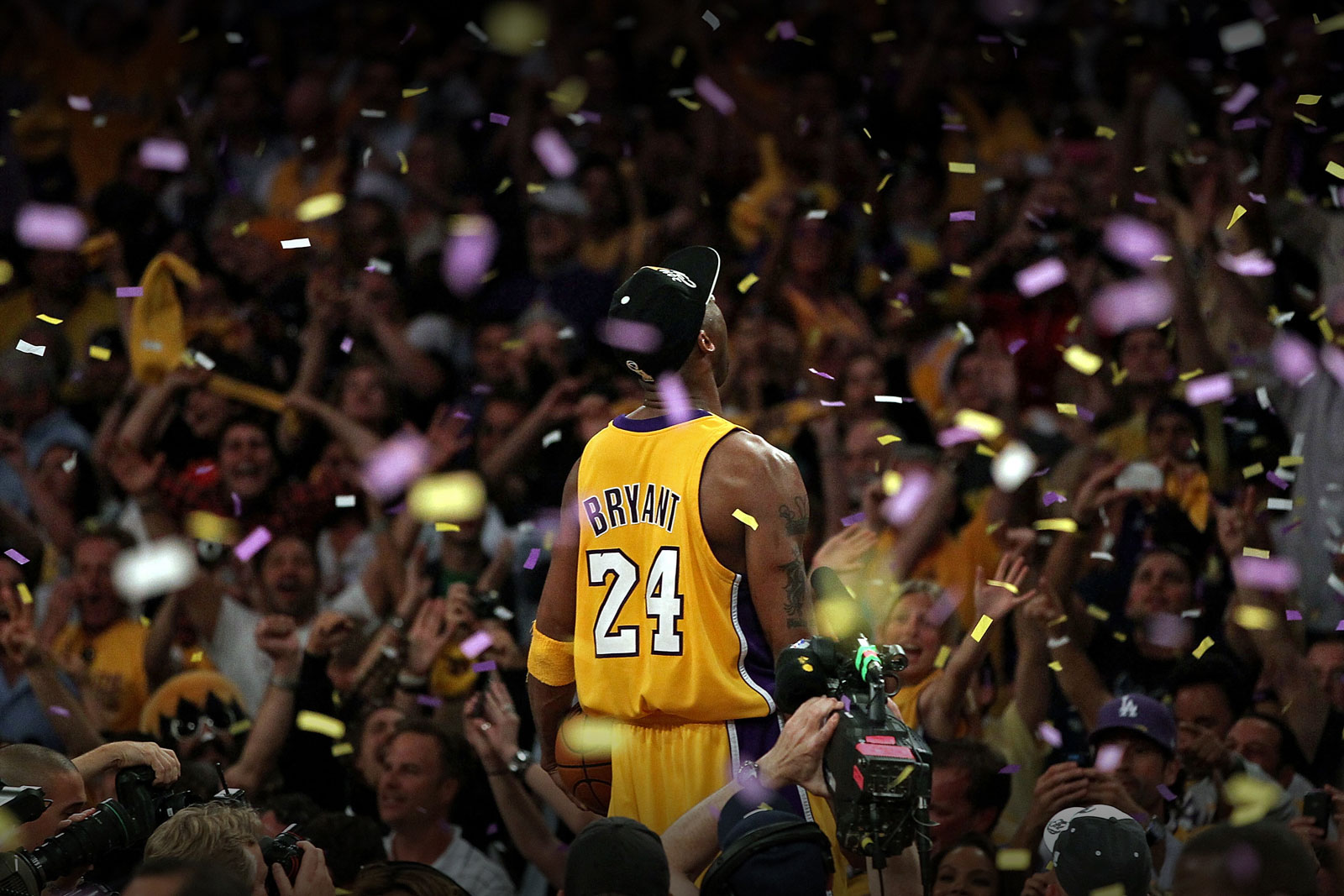 Kobe Bryant: Remembering the 24 moments that defined the life and career of a global icon