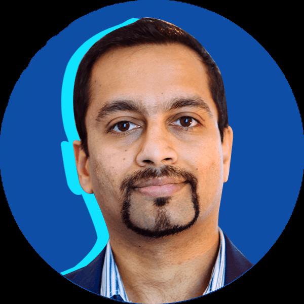 Vijay Balasubramaniyan, CEO and Cofounder, Pindrop Security