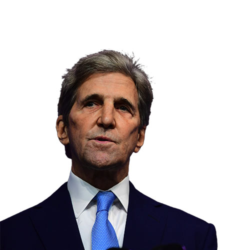 A photo of John Kerry from shoulders up.
