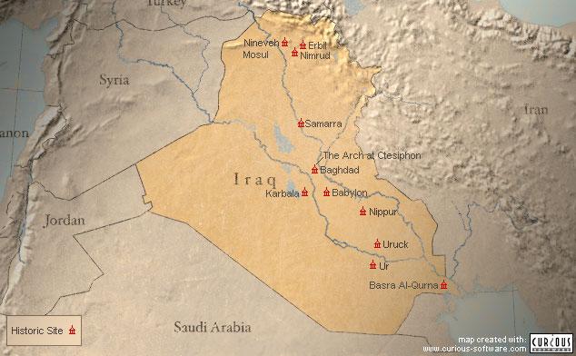 CNN com - Map